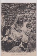 ALGERIE -FEMME DE  OULED-NAILS Et Son Enfant - Women