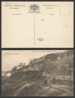 Carte Postale - Binche : Les Remparts (Edit Maison J. Delhaye-Gigounon) / Neuve - Binche