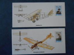FRANCE BLOC SOUVENIR 49/54 PIONNIERS DE L'AVIATION ( 6 FEUILLETS)** - Foglietti Commemorativi