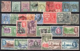 HONDURAS Britannico N. 29 Francobolli Differenti - Collezioni (senza Album)