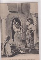 ALGER-Mauresques,costumes D'intérieur-danses Des Almées-instruments De Musique-VOIR DOS - Women