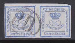 1872 AMADEO I EDIFIL 115 Usado - Usados