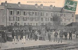 90- CPA MONTREUX Chateau Caserne Des Douanes RARE - Other Municipalities