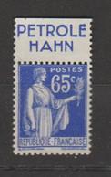 Paix N°365 - Pubblicitari