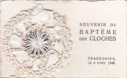 Trazegnies  Baptême Des Cloches 1948 - Collezioni