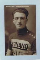 CPA Cyclisme Fot. CAPPELLI, Angelo VAY, Il Grande Mezzofondista. Édition A. TRALDI - Ciclismo