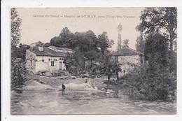 CP 87 Canton Du Dorat Moulin De Guinay Prés Thiat - Le Dorat