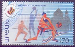 Used Armenia - Karabakh 2019, Sport -  Volleyball. Pan-Armenian Games 2019 1V. - Armenië