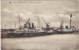 59  Dunkerque    - Le Port Et Le Phare - Dunkerque