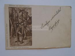 D182125  München  Kgl. Alte Pinakothek - A. Dürer -  Lucas Baumgartner PU 1900  Netzasek  Margit - Paintings