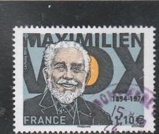 FRANCE 2014 MAXIMILIEN VOX OBLITERE  YT 4906 - - Gebraucht