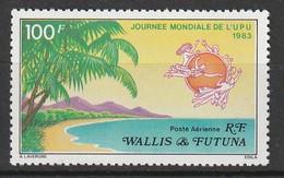 WALLIS Et FUTUNA - PA N°123 ** (1983) UPU - Ongebruikt