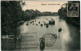 6EST 1O1 CPA - OLIVET - LES BORDS DU LOIRET - Other Municipalities