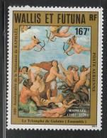 WALLIS Et FUTUNA - PA N°129 ** (1983)  Raphaël - Ongebruikt