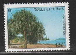 WALLIS Et FUTUNA - PA N°130 ** (1983)  Arbre - Ongebruikt