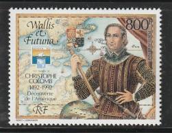 WALLIS Et FUTUNA - PA N°174 ** (1992)  C.Colomb - Ongebruikt