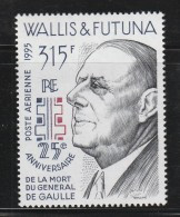 WALLIS Et FUTUNA - PA N° 190 ** (1995) G. De Gaulle - Ongebruikt