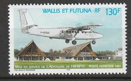 WALLIS Et FUTUNA - PA N°198 ** (1997) Aérogare - Ongebruikt