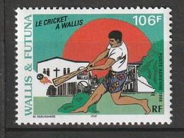 WALLIS Et FUTUNA - PA N°204 ** (1998) Le Cricket - Ongebruikt