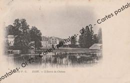 CPA [52] Haute Marne > Ecot - L'entrée Du Château - Précurseur - Nuage - Altri Comuni