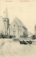SAINT LEGER - Place De L'église - Saint-Leger