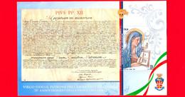 ITALIA - Usato - 2019 - 70 Anni Proclamazione Della 'Virgo Fidelis', Patrona Dell'Arma Dei Carabinieri – BF - B - Hojas Bloque