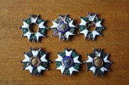 Lot Ordre De La Légion D'honneur Dans L'état - Non Classés