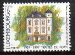 Luxemburg 1997 Treaty Of Rome 40th Anniv. Y.T. 1366 ** - Nuovi