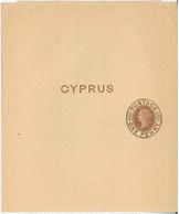 28089  - CYPRUS  -  POSTAL STATIONERY :  WRAPPER - ONE PENNY - Cyprus (...-1960)