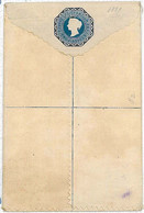 28094  - CYPRUS  - POSTAL STATIONERY COVER : TWO PIASTRES - Cyprus (...-1960)