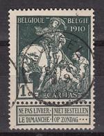 BELGIE : 88 (0) – Saint Martin (1910) - 1910-1911 Caritas