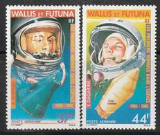 WALLIS Et FUTUNA - PA N°108/9 ** (1981) Espace - Ongebruikt