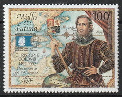 WALLIS Et FUTUNA - PA N°173 ** (1992) Christophe Colomb - Ongebruikt