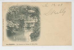 LES RICEYS - La Cascade Du Château De RICEY BAS - Les Riceys