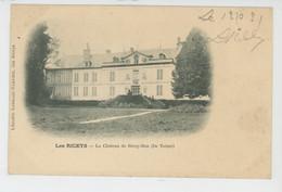 LES RICEYS - Le Château De RICEY BAS - Les Riceys