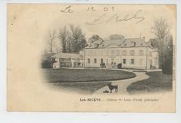 LES RICEYS - Château Saint Louis (façade Principale ) - Les Riceys