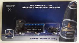 Old Eibauer Truck, 1:87, 24 X 13 X 3 Cm. Weight 54 Gramm (BOX1) - Other