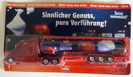 Müller Joghurt Truck, 1:87, 23 X 13 X 3 Cm. Weight 108 (BOX1) - Other