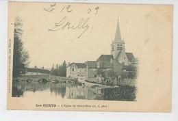 LES RICEYS - L'Eglise De RICEY HAUT - Les Riceys