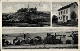 CPA Werschau Brechen Im Kreis Limburg Weilburg, Wallfahrtsort Bergen, Gasthaus Schmidt, Gesamtansicht - Other