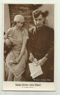 ATTORI RENEE ADOREE E JOHN GILBERT IN GRANDE PARATA - MGM - NV FP - Acteurs