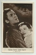 ATTORI  CHARLES FARREL - JANET GAYNOR IN SETTIMO CIELO - FOX FILM CORP.  - NV FP - Acteurs