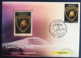 2007 - Italia - Made In Italy - Cartolina Celebrativa Lamborghini Miura-  S.Agata Bolognese - Bologna