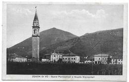 Zavon Di Vò (Padova). Opere Parrocchiali E Scuole Comunali. - Padova