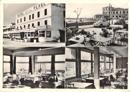 30 - Le Grau Du Roi - Hôtel De La Plage - Multivues - Le Grau-du-Roi