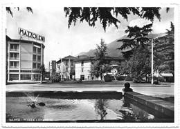Darfo Corna (Brescia). Piazza Lorenzini. - Brescia