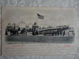 CPA BRIGHTON - Palace Pier - 1901 - DND - Brighton