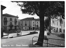 Serina (Bergamo). Piazza Centrale. - Bergamo