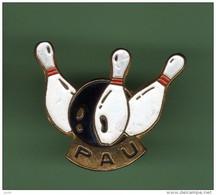 BOWLING *** PAU *** 1073 - Bowling