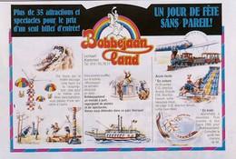 Publicité Papier BOBBEJAANLAND   1985 SP1053566 - Werbung